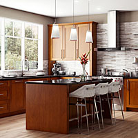 CNC - Kitchen & Bath Cabinetry