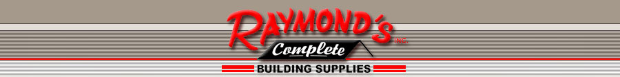Raymond's Building Supply